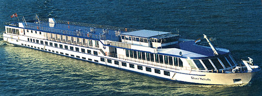 MEM Completed Projects - The 'River Melody' Passenger Vessel